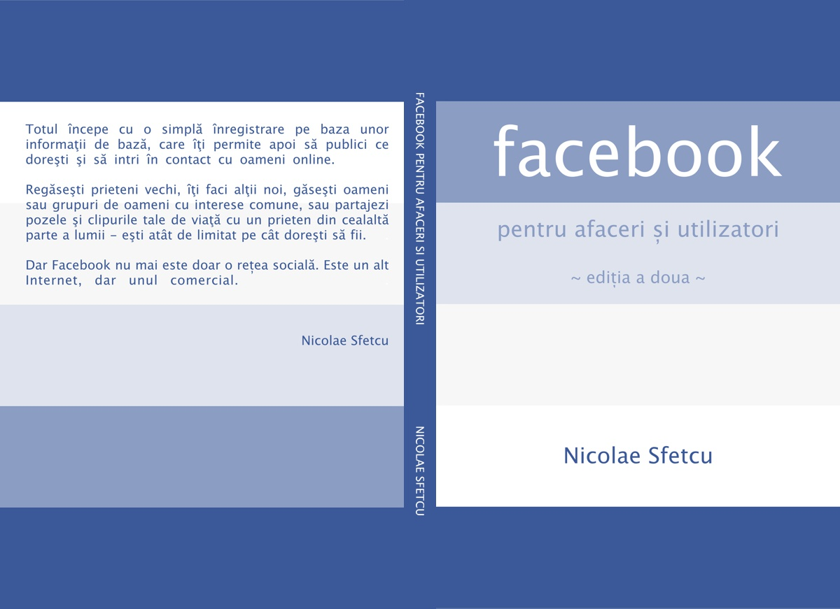 Facebook pentru afaceri şi utilizatori